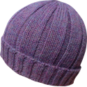 Hat Beanie baby alpaca light lilac